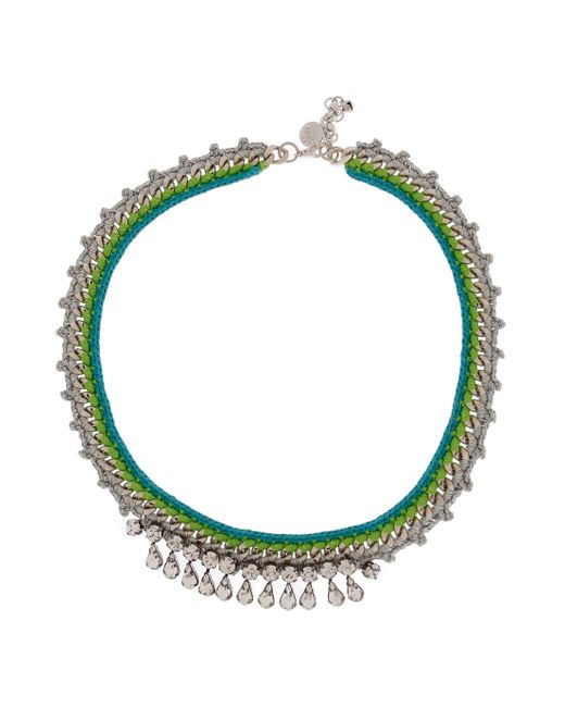 Venessa Arizaga | Blue Bahama Mama Necklace | Lyst