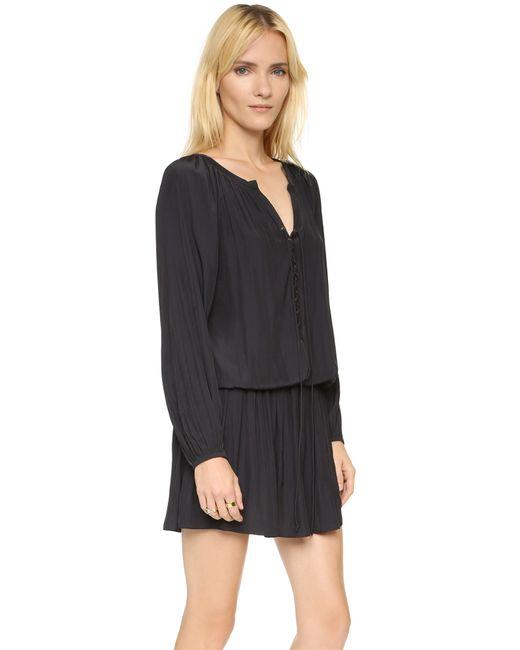 Ramy Brook | Black Alexandra Dress | Lyst