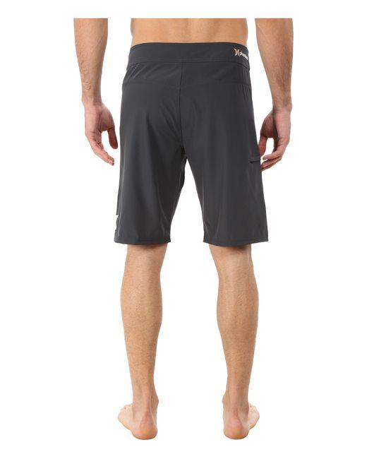 Hurley | Gray Phantom One & Only Boardshort for Men | Lyst