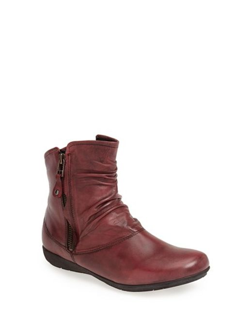 Josef Seibel | Purple 'faye 05' Boot | Lyst