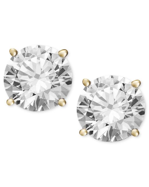 Macy S Diamond Stud Earrings Sale