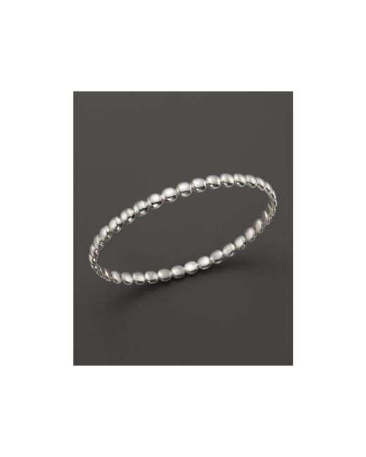 Ippolita   Metallic Glamazon Sterling Silver Bangle   Lyst