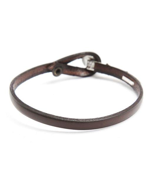 Gilbert Gilbert | Jos 12 Black Bracelet for Men | Lyst