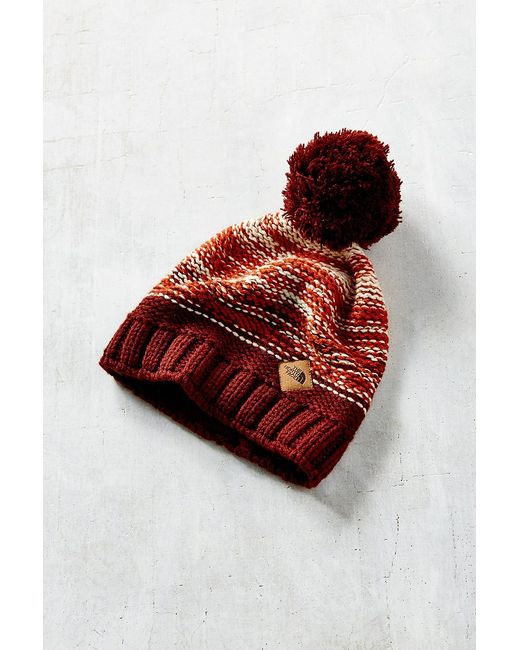 The North Face | Red Antlers Beanie | Lyst