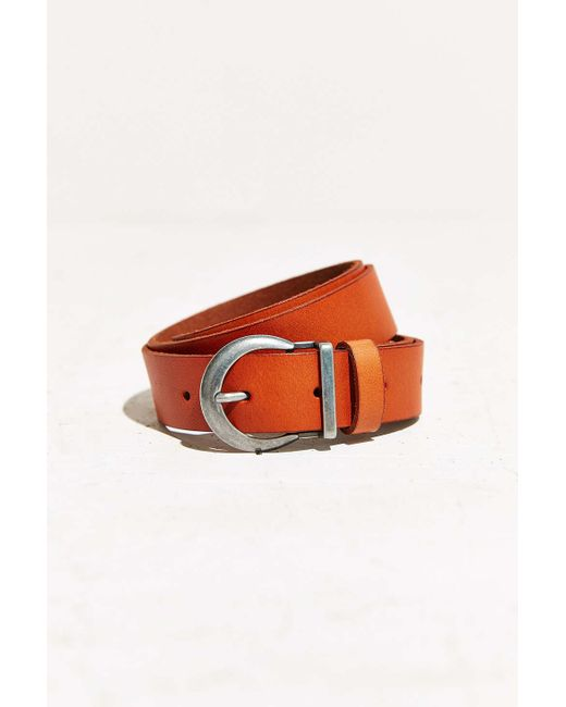 BDG | Brown Moon Buckle Belt | Lyst