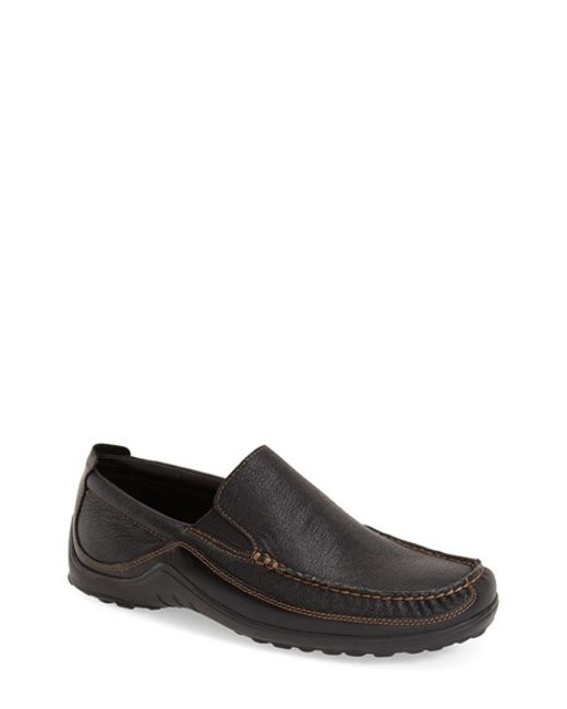 Cole Haan | Black 'tucker Venetian' Loafer for Men | Lyst