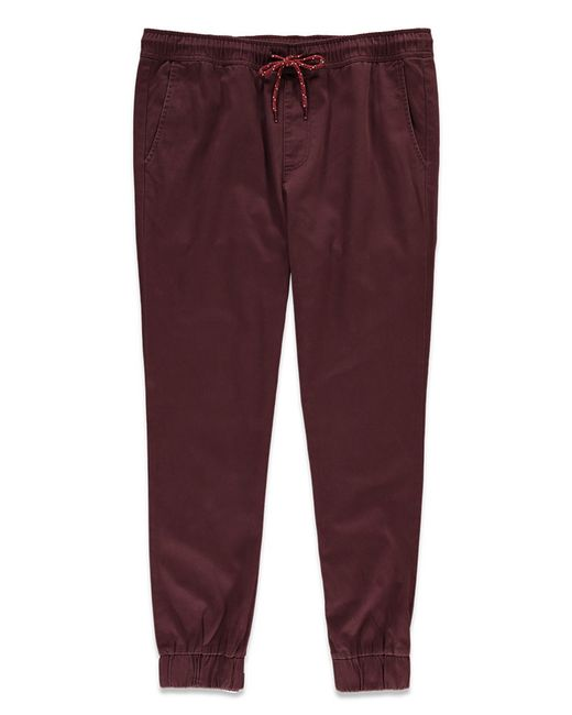 Forever 21 | Purple Drawstring Cotton Joggers for Men | Lyst