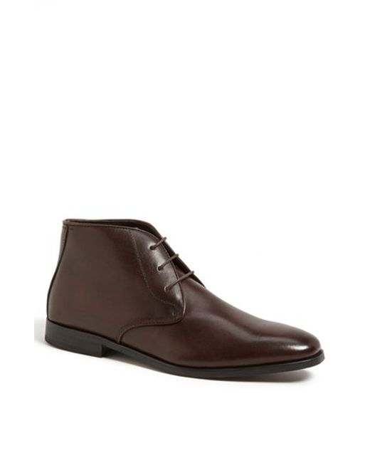 Florsheim | Brown 'jet' Chukka Boot for Men | Lyst