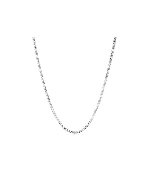 David Yurman | Metallic 22"