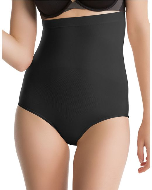 Spanx | Black Plus Higher Power Shaper Panties | Lyst