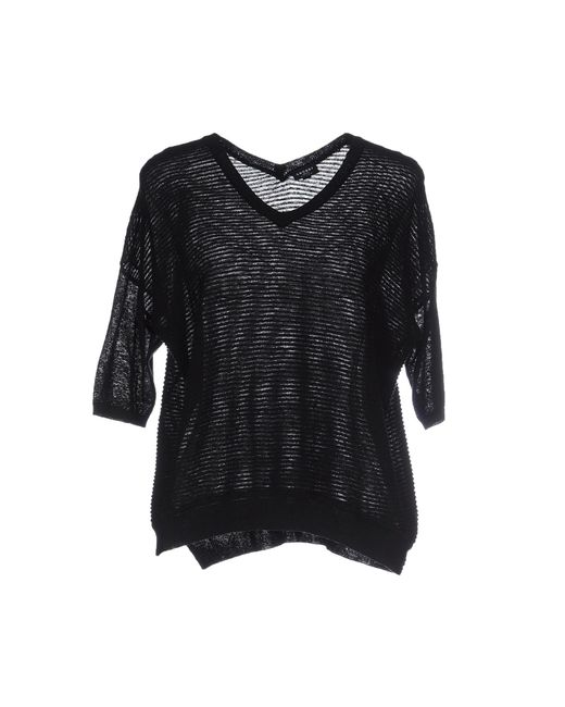 Snobby Sheep | Black Sweater | Lyst
