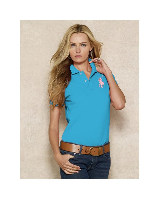 Pink Pony | Blue Pink Pony Classic-fit Polo | Lyst