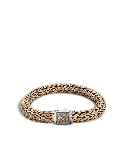 John Hardy | Metallic Classic Chain Bracelet With Diamonds for Men | Lyst
