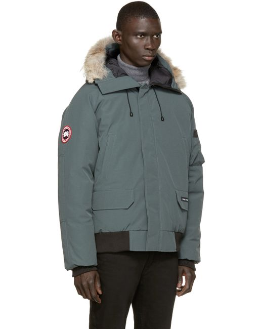 canada goose chilliwack bomber forest green