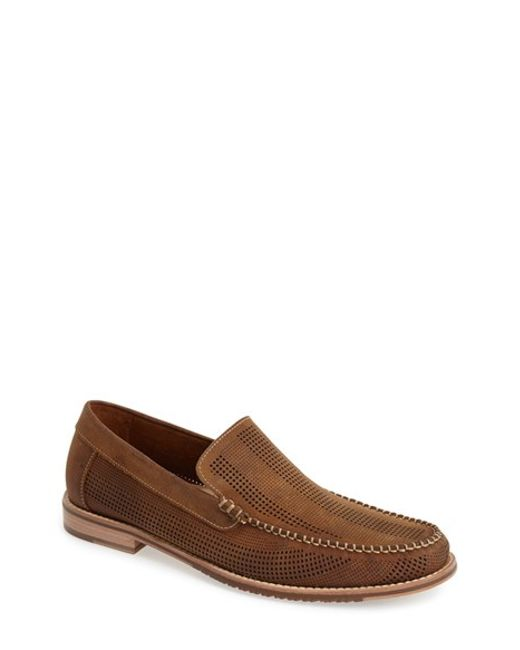 Tommy Bahama | Brown Felton Loafer for Men | Lyst