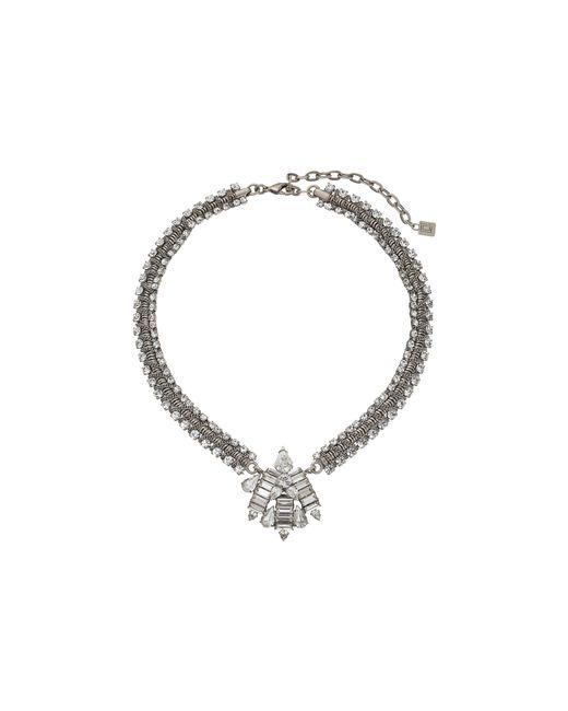 DANNIJO | Metallic Talford Necklace | Lyst