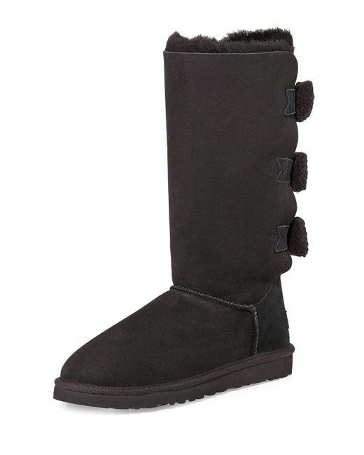 Ugg | Black Classic Tall Boots | Lyst