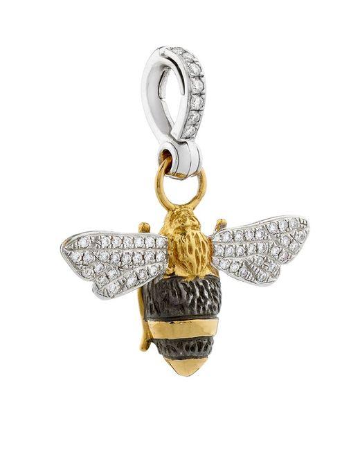 Annoushka | Metallic Mythology Bumble Bee Amulet | Lyst