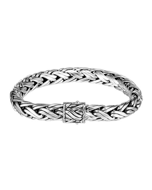 John Hardy | Metallic Woven Chain Bracelet for Men | Lyst