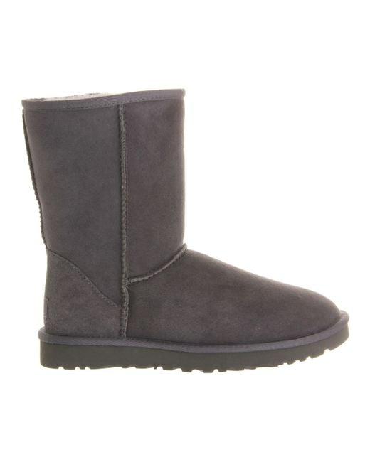 mens grey ugg boots