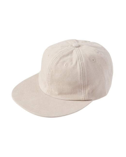 Alternative Apparel | Natural Basic Ball Cap | Lyst