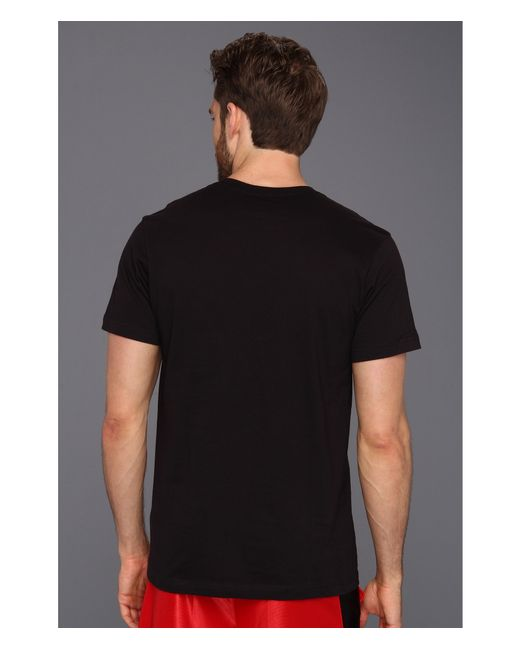 2xist | Black 3-pack Essential Jersey V-neck T-shirt for Men | Lyst