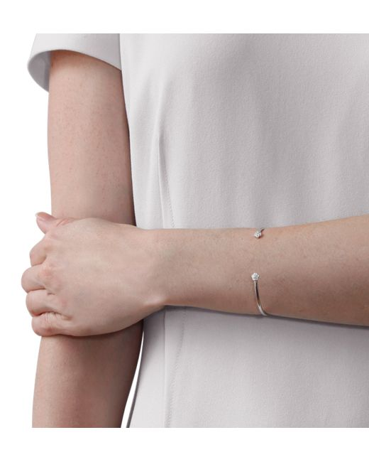 Dana Rebecca | Pink 14k Gold Sylvie Rose Bracelet | Lyst