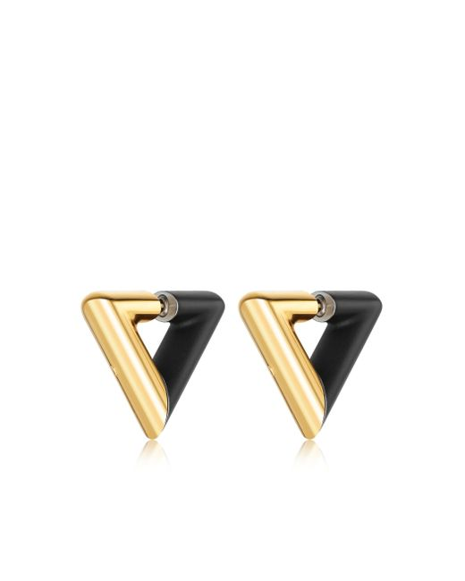 Louis Vuitton | Metallic Essential V Earrings | Lyst