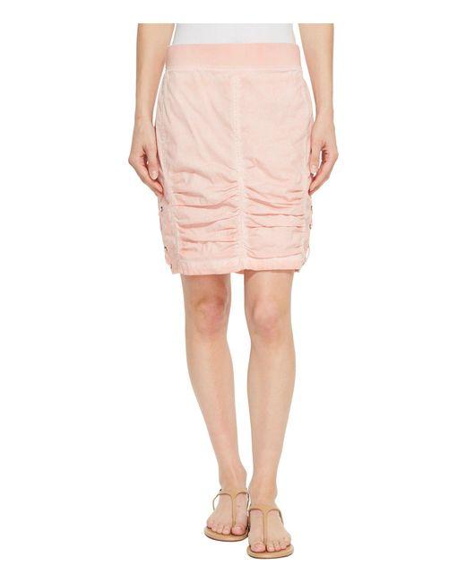 XCVI - Pink Tammy Skirt - Lyst