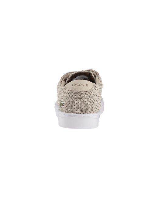 L.12.12 LIGHTWEIGHT - Sneaker low - khaki/natural nxjXg