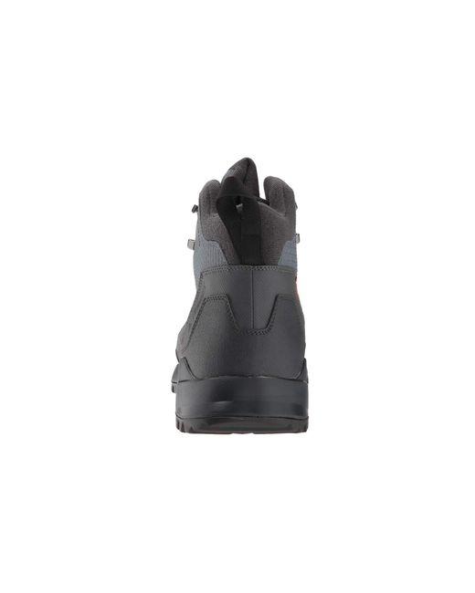 huge discount 41098 11452 ... Adidas Originals - Gray Terrex Heron Mid Cw Cp for Men - Lyst ...