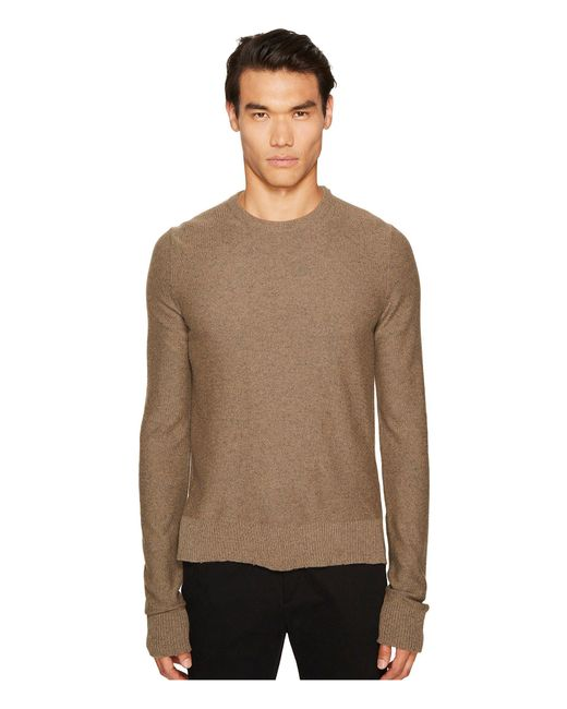 Marc Jacobs - Brown Cashmere/silk Sweater for Men - Lyst