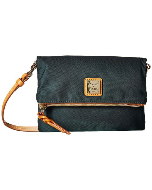 Dooney & Bourke - Multicolor Miramar Fold-over Zip Crossbody - Lyst