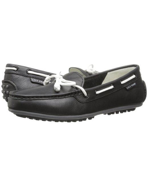 Cole Haan - Black Grant Escape Driving Loafer - Lyst