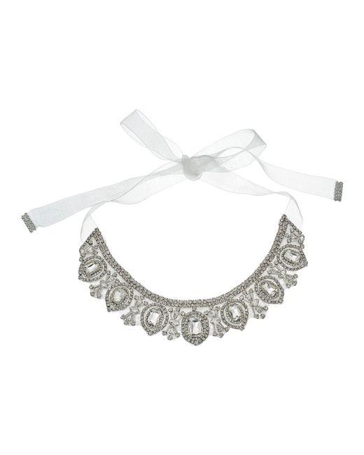 Nina - Multicolor Azalea Glamorous Boho Tie-on Necklace - Lyst