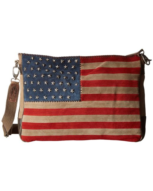 Scully - Multicolor Americana Bag - Lyst
