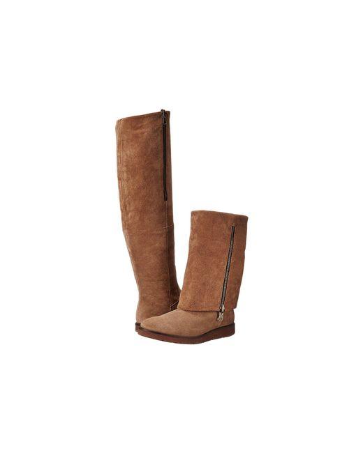 Johnston & Murphy - Brown Bree Cuffed Boot - Lyst