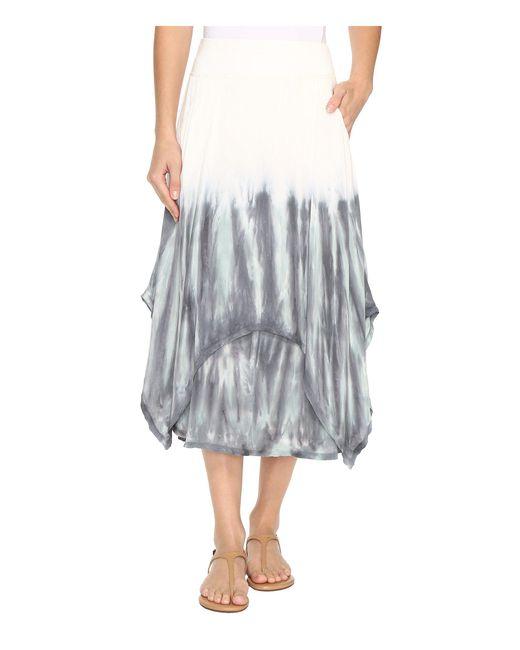 XCVI - Multicolor Helena Skirt - Lyst