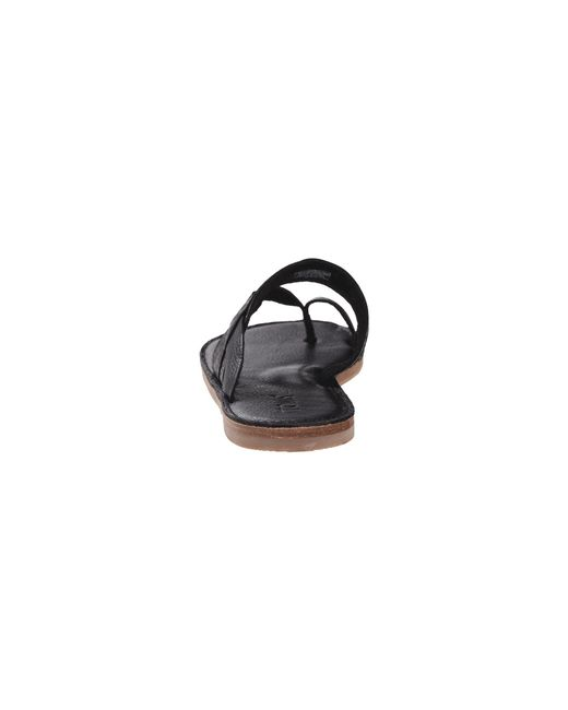 211c531237a8 Lyst - TOMS Isabella Sandal in Black - Save 29%