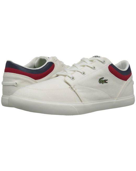 Lacoste - White Bayliss 316 4 for Men - Lyst