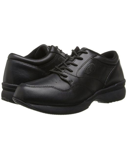 Propet - Black Life Walker Medicare/hcpcs Code = A5500 Diabetic Shoe for Men - Lyst
