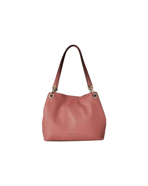 2cd954fa20cd7 MICHAEL Michael Kors - Multicolor Raven Large Shoulder Tote - Lyst ...
