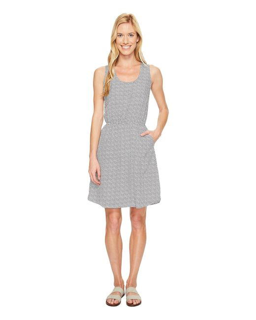Mountain Khakis | Gray Emma Dress | Lyst