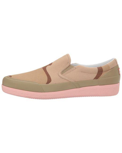 Original Canvas Plimsoll Desert Camo Hunter 40vE2