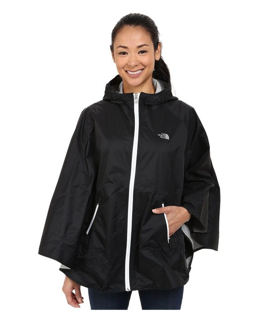 The North Face - Black Mindfully Designed Poncho - Lyst