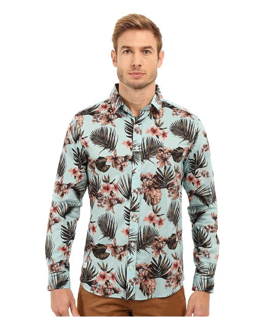 7 Diamonds - Multicolor New Air Long Sleeve Shirt for Men - Lyst