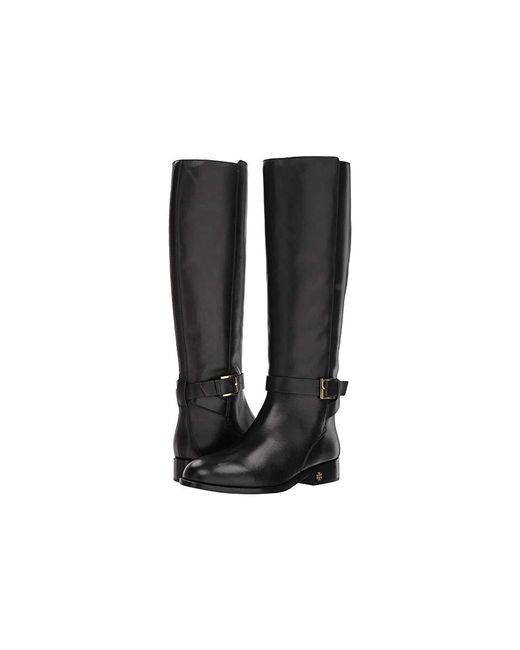 Tory Burch - Black Brooke Riding Boots - Lyst