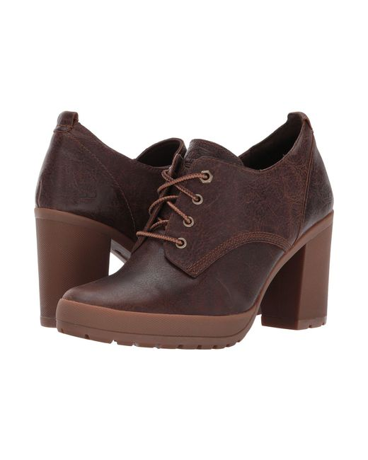 Timberland - Brown Camdale Oxford - Lyst