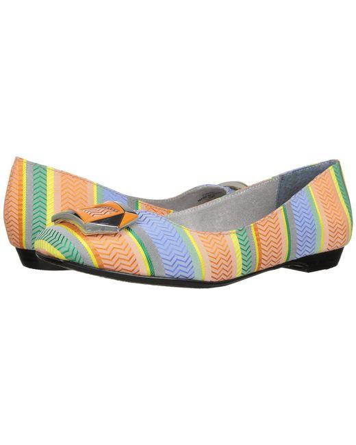 J. Reneé - Multicolor Tustin Flats - Lyst