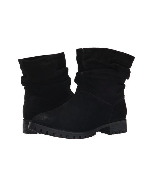 Chinese Laundry - Black Flip Slouch Bootie - Lyst